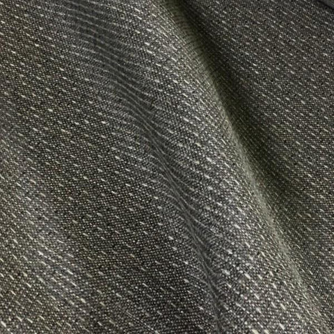 Swavelle Brantley Pewter Textured Grey Upholstery Fabric