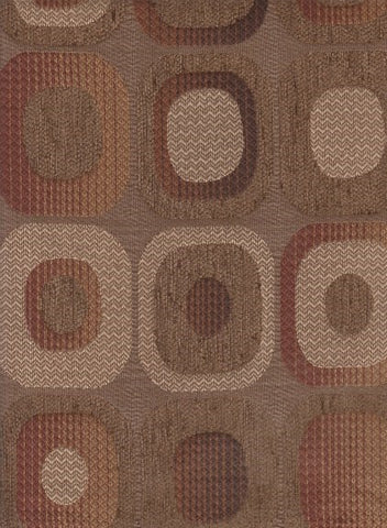 Upholstery Fabric Modern Design Broadway Coffee Toto Fabrics