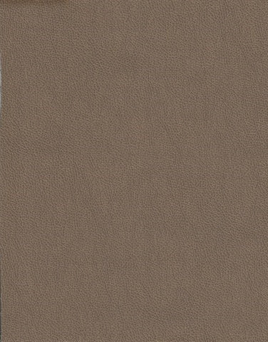 Regal Fabrics Brookwood Taupe Faux Leather Brown Upholstery Vinyl