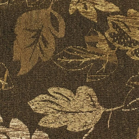 Upholstery Fabric Leaves Burren Camel Toto Fabrics