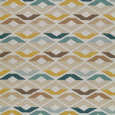 Designtex Carrick Coast Brown Upholstery Fabric 3787 201