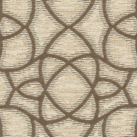Pollack Upholstery Fabric Modern Choreography Sandstone Toto Fabrics