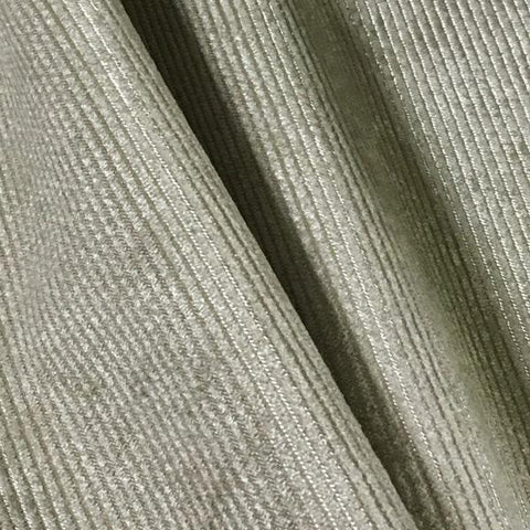 Swavelle Mill Creek Claude Bronze Textured Stripe Beige Upholstery Fabric