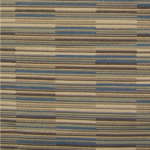 Maharam Fabrics Upholstery Fabric Multi Color Rectangle Stripe Coincide Mist Toto Fabrics