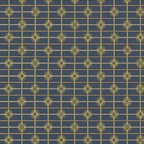 Architex Colaesce Join Crypton Blue Upholstery Fabric