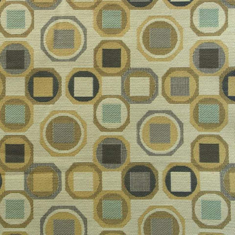 Designtex Concept Mineral Colorful Geometric Upholstery Fabric