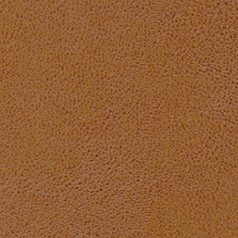 Architex Corinthian New Yorker Faux Leather Brown Upholstery Fabric