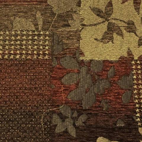 Upholstery Fabric Chenille Cornwall Russet Toto Fabrics