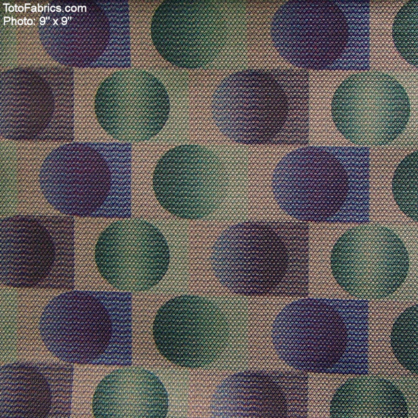Cf Stinson Upholstery Fabric Remnant Dodgeball Rocket Carom Toto