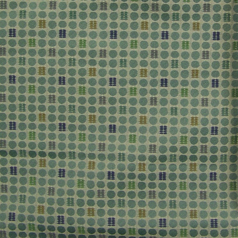 Designtex Fabrics Upholstery Fabric Remnant Dot To Dot Silver Pine