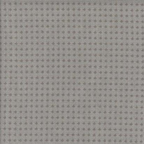 Dots Quarry Durable Wool Grey Upholstery Fabric