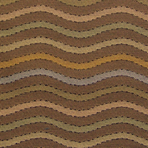 Upholstery Fabric Wavy Stripe Double Dutch Mudslide Toto Fabrics