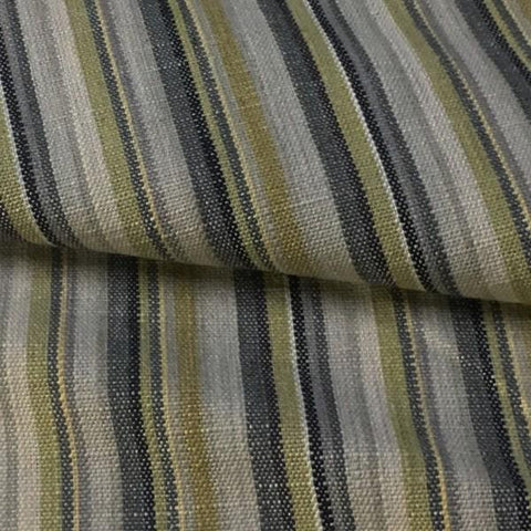 Swavelle Mill Creek Upholstery Fabric Stripe Elodia Nutria Toto Fabrics