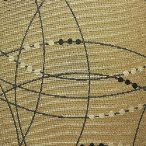 Architex Entangled Linen Taupe Upholstery Fabric