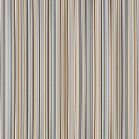 Maharam Feature Shitake Striped Multi Colored Upholstery Vinyl