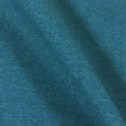 Mayer Fedora Aegean Solid Blue Upholstery Fabric