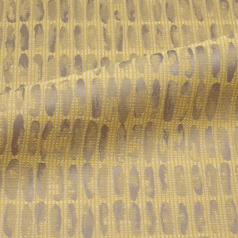 CF Stinson Figment Sunshine Crypton Gold Upholstery Fabric