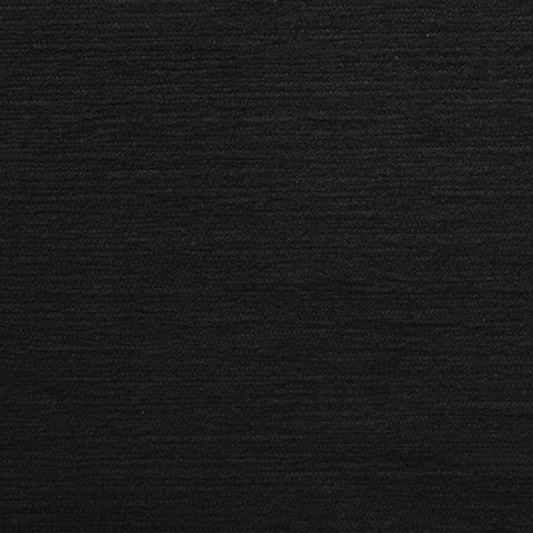 Maharam Fluent Crypton Formal Solid Black Upholstery Fabric