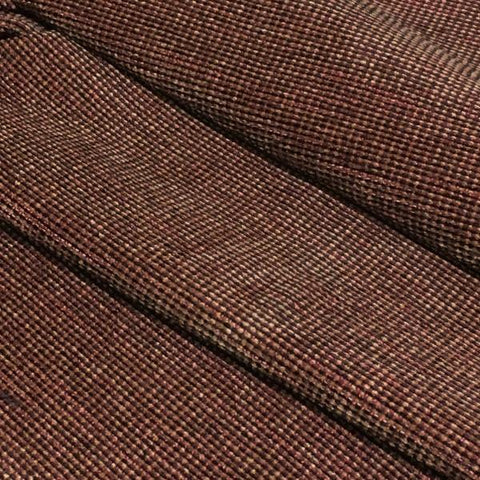 Richloom Upholstery Fabric Chenille Tweed Getty Chocolate Toto Fabrics