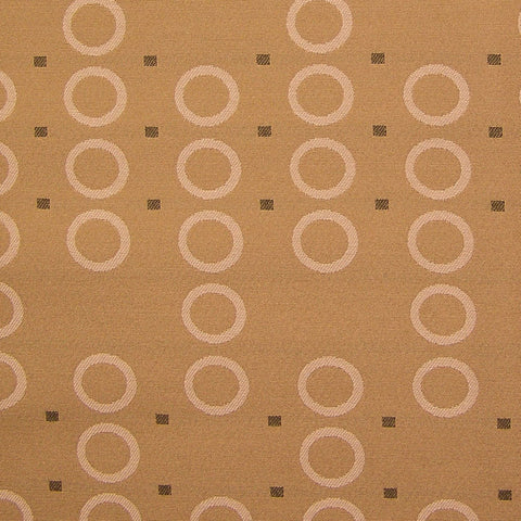 Upholstery Fabric Ring And Dot Grommet Classic Camel Toto Fabrics