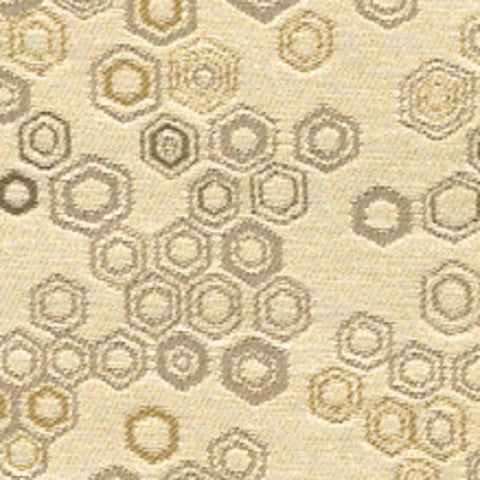 Architex Upholstery Fabric Geometric Design Honeycomb Hyde Park Toto Fabrics