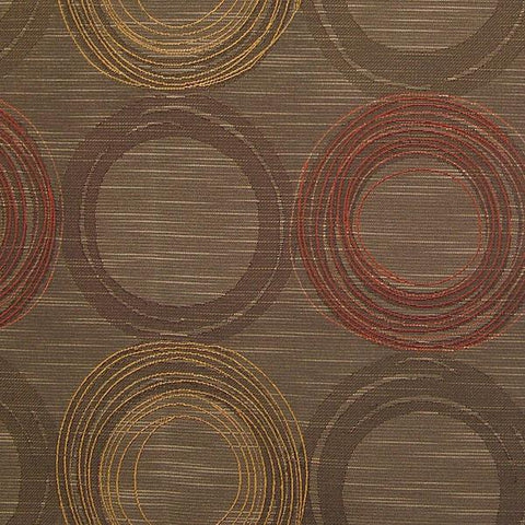 Momentum Hula Ashland Crypton Brown Upholstery Fabric