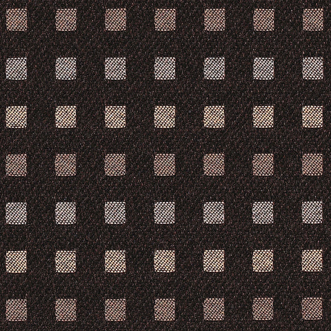 Momentum Textiles Upholstery Fabric Rows Of Squares Intermix Smoke Toto Fabrics