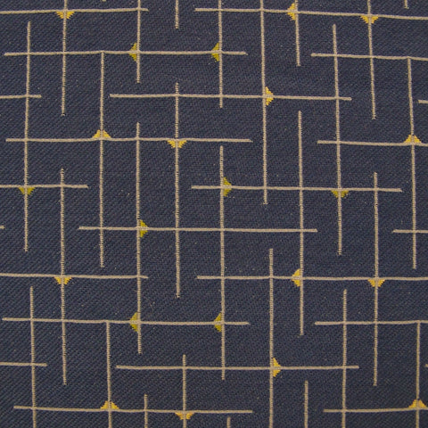 Upholstery Intersect Indigo Toto Fabrics Online