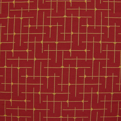 Upholstery Intersect Rojo Toto Fabrics Online