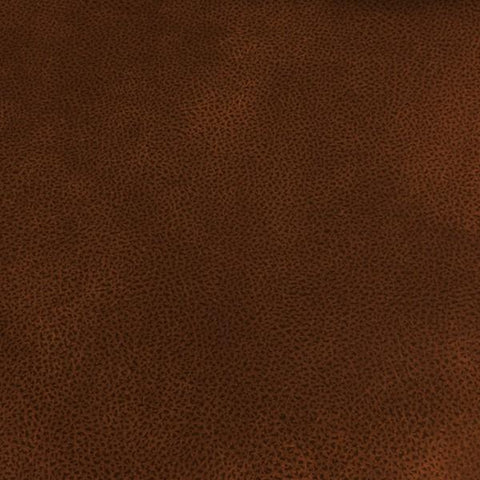 Swavelle Mill Creek Laramie Tanner Faux Suede Brown Upholstery Fabric
