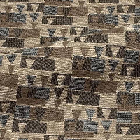 CF Stinson Upholstery Fabric Geometric Design Leaps And Bounds Stride Toto Fabrics