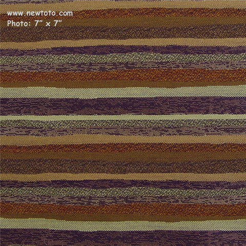 Pallas Textiles Upholstery Fabric Remnant Majolica Tiger Eye