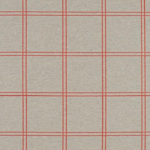 Designtex Measure Poppy Gray Upholstery Fabric 3794 702