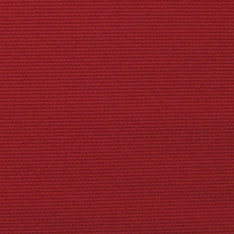 Upholstery Fabric Ribbed Solid Red Medium Delight Toto Fabrics