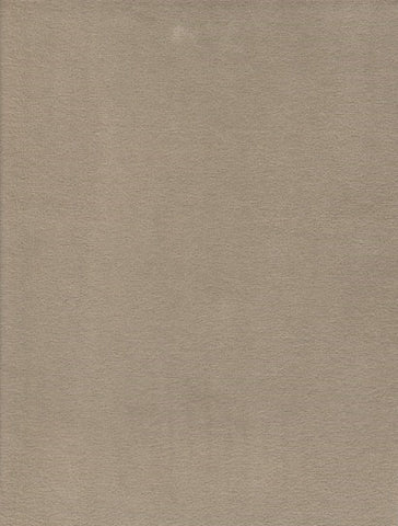 Upholstery Fabric Solid Microsuede Buff Toto Fabrics