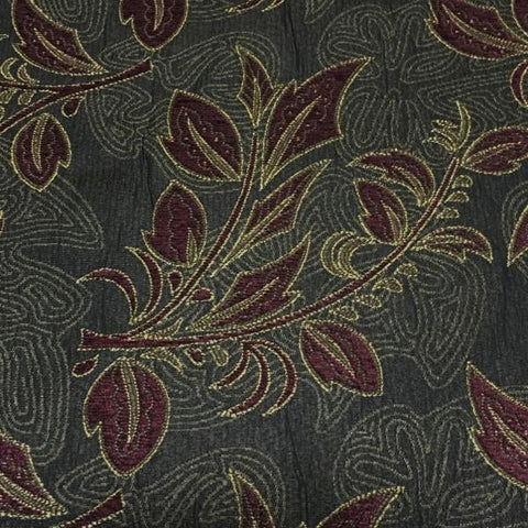 Mimo Morocco Botanical Brown Upholstery Fabric Swavelle Mill Creek