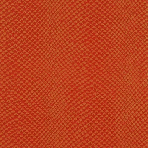 Wolf-Gordon Upholstery Fabric Vinyl Morningside Tangerine Toto Fabrics