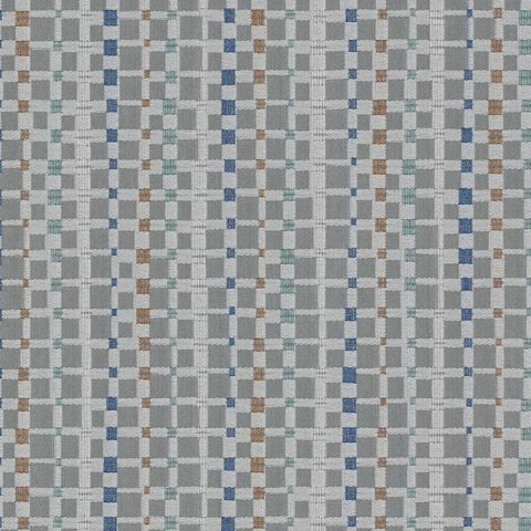 Maharam Multiply Daze Gray Upholstery Fabric 466341 016
