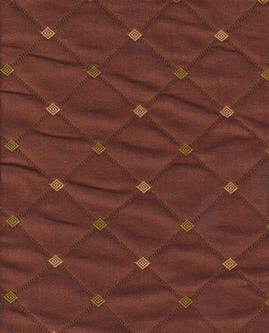 Upholstery Fabric Diamond Pattern Myrrh Leather Toto Fabrics