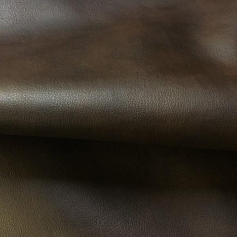 Upholstery Fabric Faux Leather Navajo Chocolate Toto Fabrics