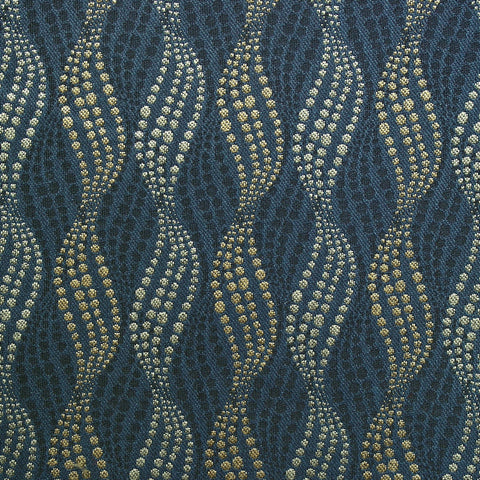 Arc-Com Fabrics Remnant of Niagara Periwinkle Blue Upholstery Fabric