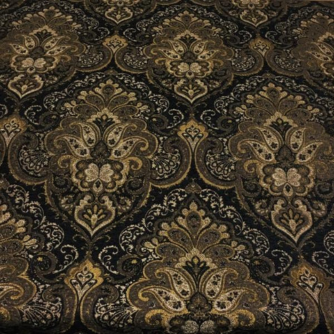 Swavelle Mill Creek Upholstery Fabric Victorian Tapestry Norden Night Toto Fabrics
