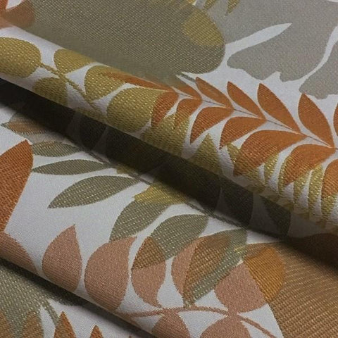 Swavelle Mill Creek Upholstery Fabric Botanical Nurture Sunkissed Toto Fabrics