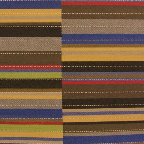 Maharam Fabrics Upholstery Fabric Durable Stripe Rectangle  Offset Coast Toto Fabrics