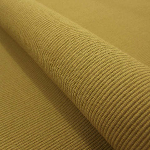 Ottoman Moss Ribbed Olive Green Upholstery Fabric