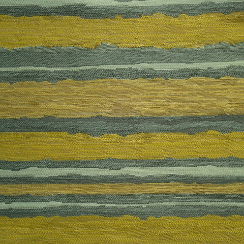 Pallas Textiles Upholstery Fabric Remnant Painted Stripe Orche
