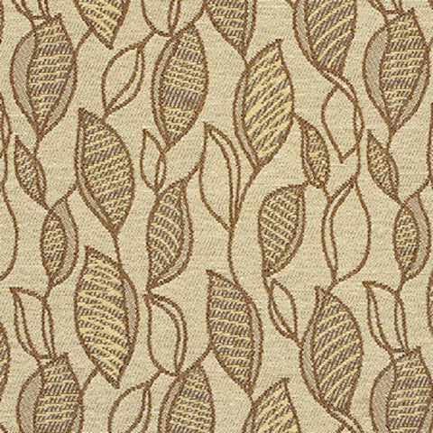 Momentum Textiles Upholstery Fabric Botanical Design Parkside Parchment Toto Fabrics