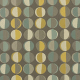 Momentum Phase Driftwood Geometric Brown Upholstery Fabric