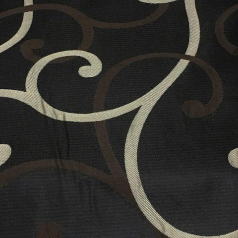 Swavelle Mill Creek Upholstery Fabric Scroll Prestwick Antique Toto Fabrics