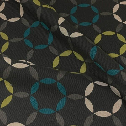 Momentum Propel Cliff Modern Gray Upholstery Fabric